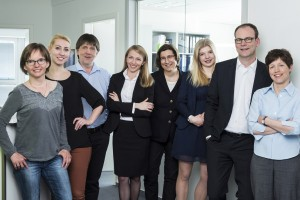 Das Team der Scheer-Detlefs Steuerberatung